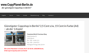 copyshop berlin